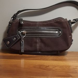 Ninewest brown woman mini  bag